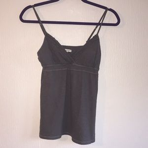 American Eagle Gray Tank Top